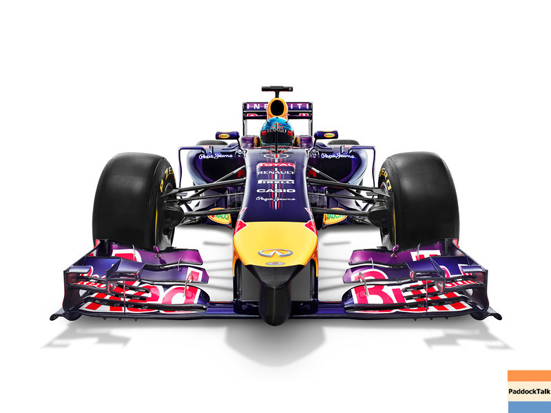 2014 Red Bull Formula One F1 Red Bull RB10